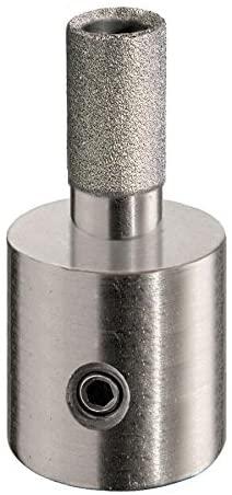 1/4 inch Durabits Brazed Bond Fine Diamond Bit