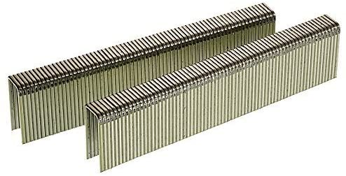 Senco N13BAB 16 Gauge by 7/16-inch Crown by 1-inch Length Electro Galvanized Staples (5,000 per box) by Senco