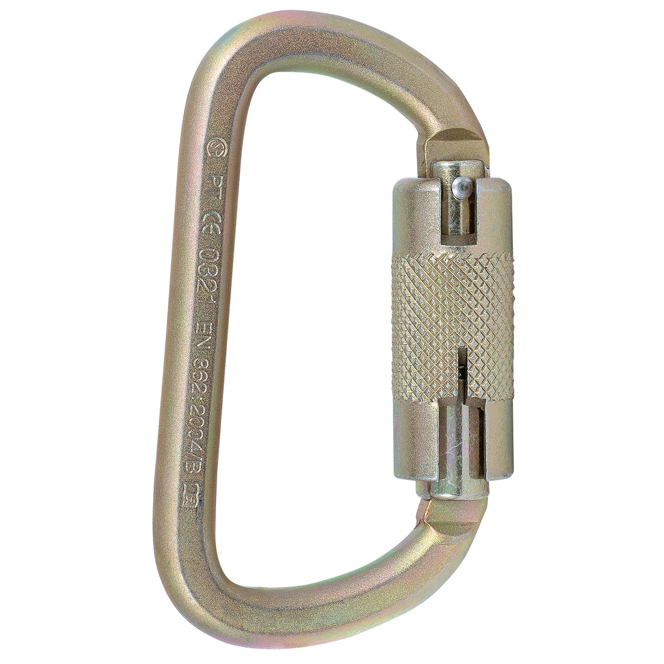 Peakworks Lightweight, Easy to Use, Zinc Plated Steel, 3/4