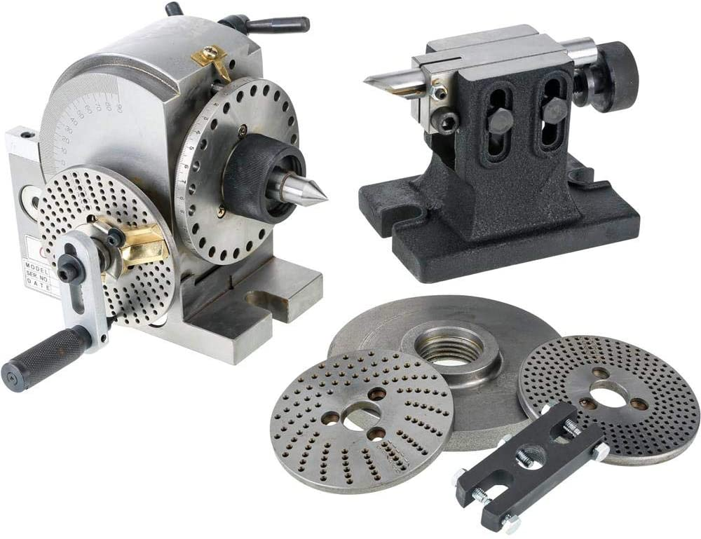Grizzly Industrial G1053 - Dividing Head - Type BS-0