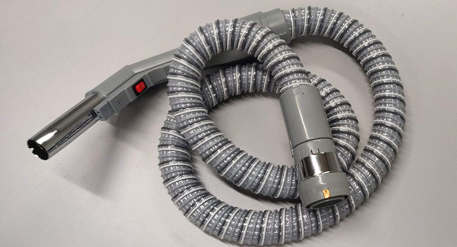 New - 7 Foot Electric Vacuum Hose for Electrolux Diplomat Ambassador Plastic Canister Vac 2100