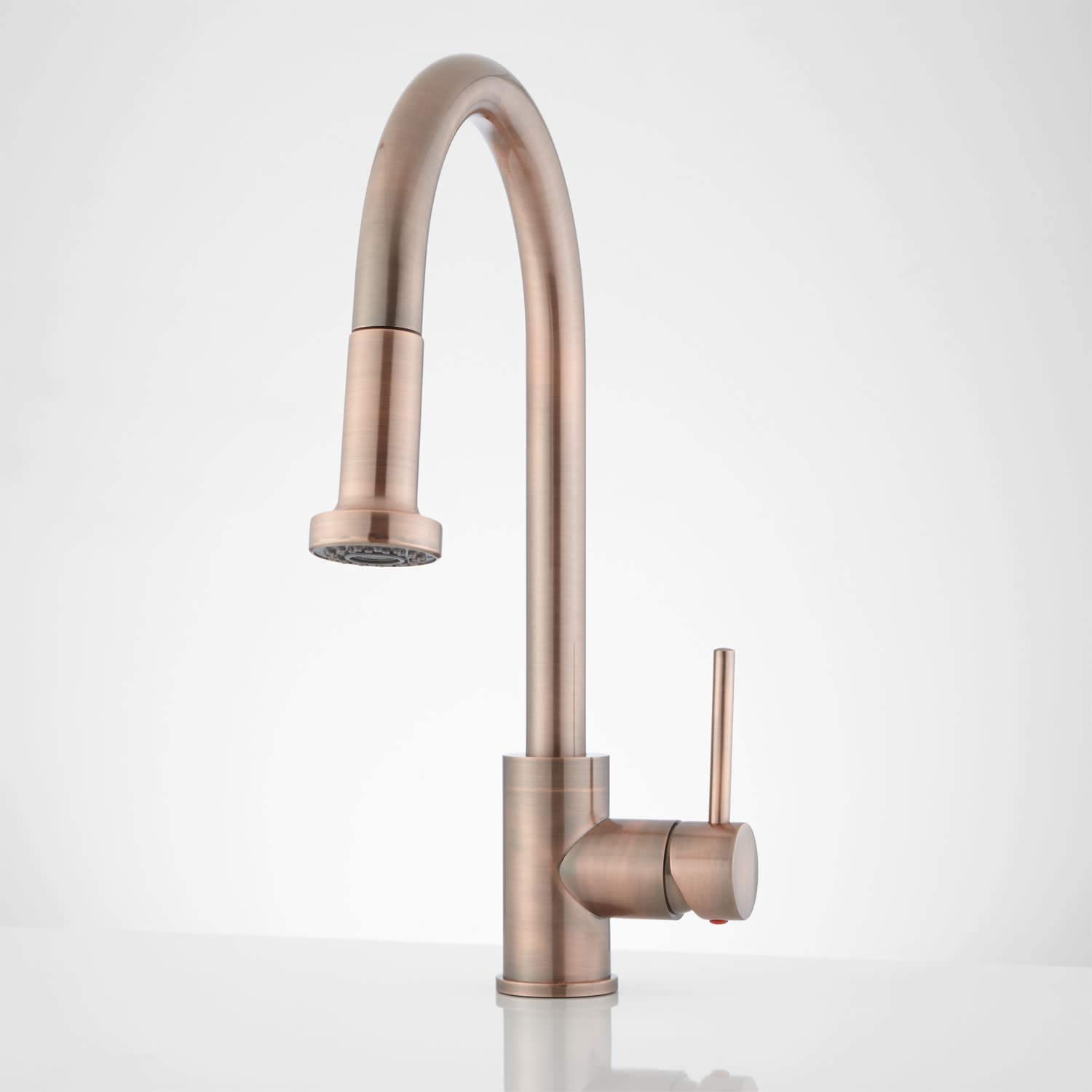 Signature Hardware 939990 Royden 1.75 GPM Pull-Down Kitchen Faucet