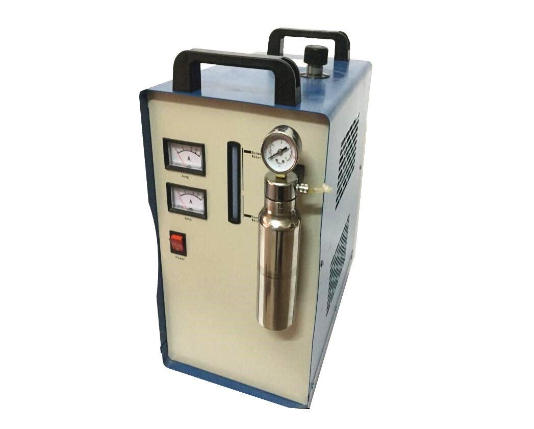 KUNHEWUHUA 150L Oxygen Hydrogen Generator Acrylic Flame Polisher Polishing Machine 220V