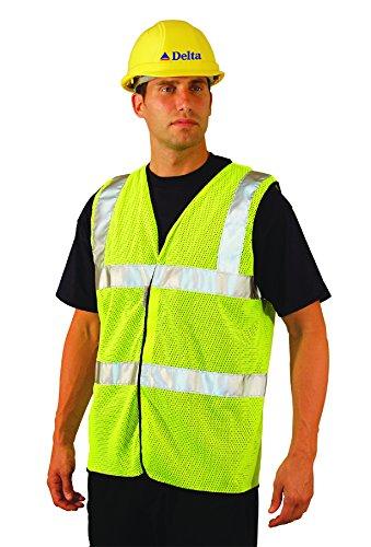 Mesh Safety Vest - ANSI Class 2 - XL