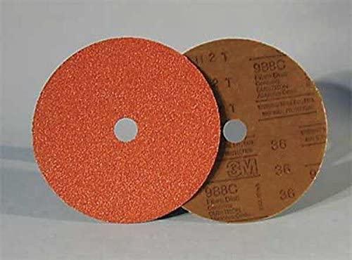 Roloc Fibre Discs 988C - 3m 4
