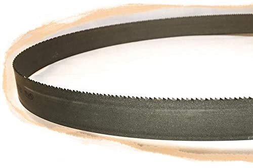 11-9 7/8 x 1 x .035 x 10/14N Band Saw Blade M42 Bi-metal 1 Pcs