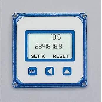 Cole-Parmer FT440 Panel Panel Mount Flow Controller, Pulse Input, 4-20 mA Output