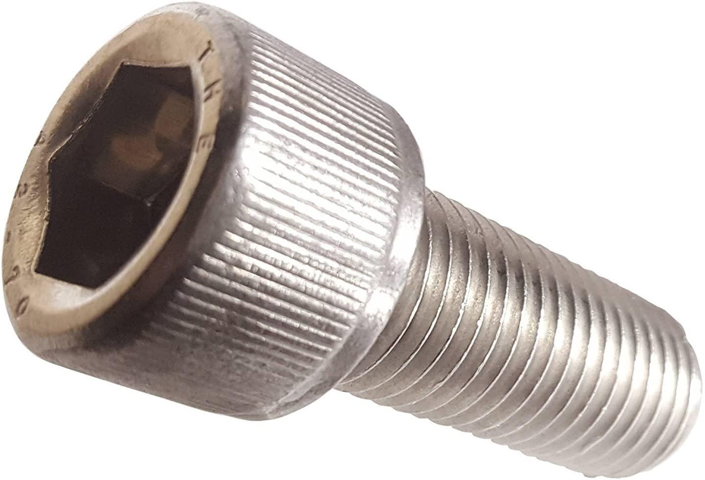 Socket Head Cap Screw, 3/8-16 x 5/8
