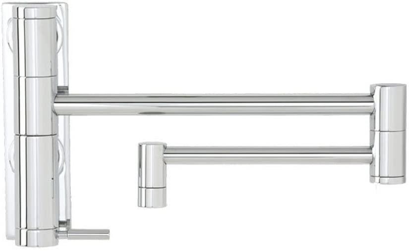 Waterstone 3300-CH Towson Deck Mounted Pot Filler Faucet, Chrome