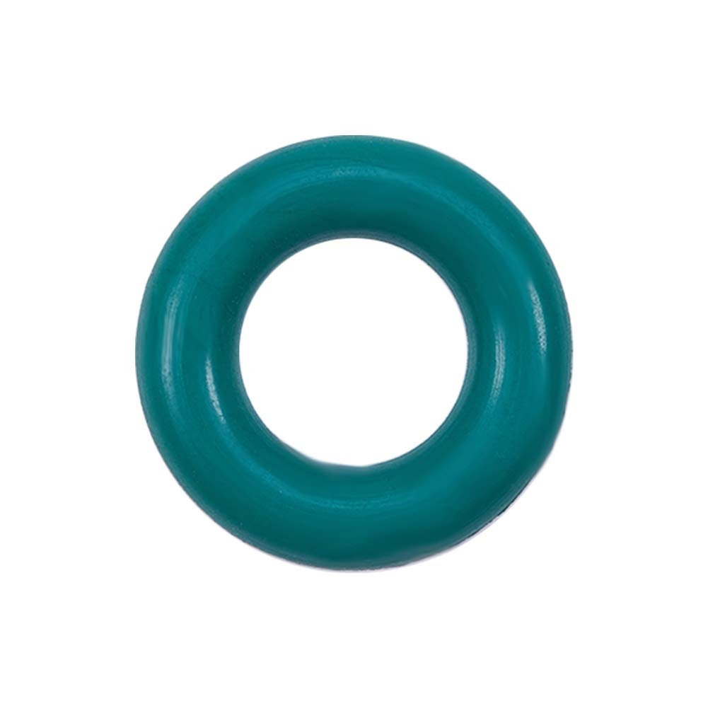 Othmro O-Rings Fluorine Rubber, 6.8mm Inner Diameter, 13mm OD, 3.1mm Width, Round Seal Gasket(Pack of 1)