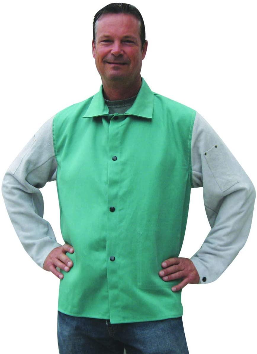 Tillman Medium Green Cotton FR-7A Westex Jacket