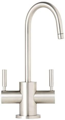 Waterstone 1400HC-AC Parche Hot and Cold Filtration Faucet Antique Copper