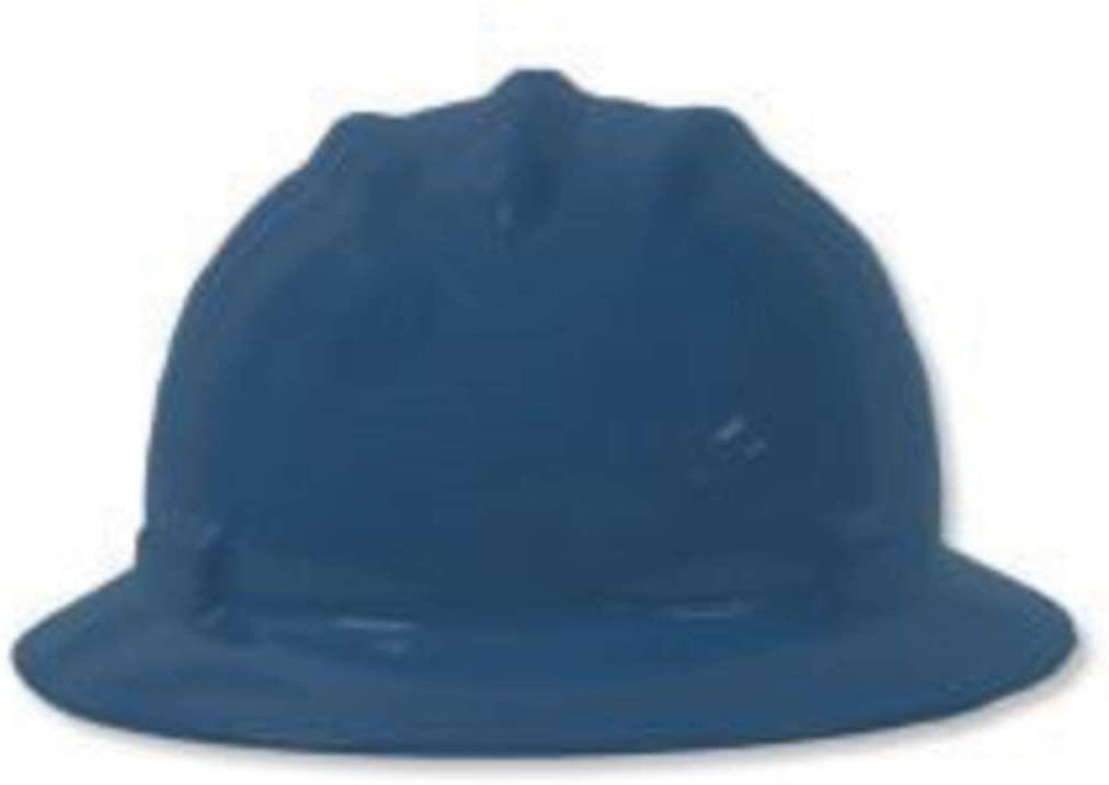 Bullard Red HDPE Full Brim Hard Hat With 4 Point Pinlock Suspension
