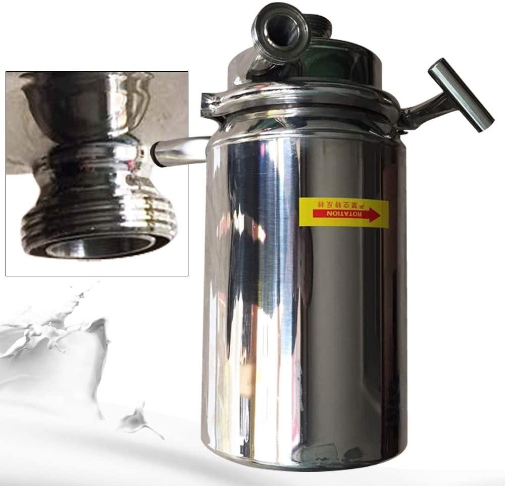 110V 0.75KW 304 Stainless Steel Sanitary Pump, Sanitary Beverage Milk Delivery Pump 3T/h