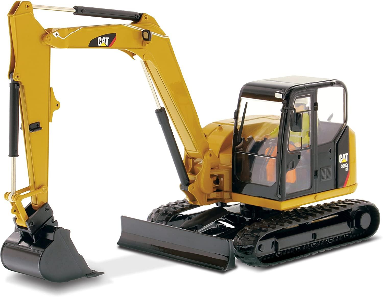 Caterpillar 308E2 CR SB Mini Hydraulic Excavator High Line Series Vehicle