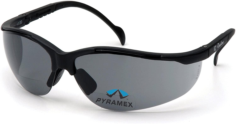 Pyramex V2 Bifocal Reader Safety Glasses Protective Eyewear