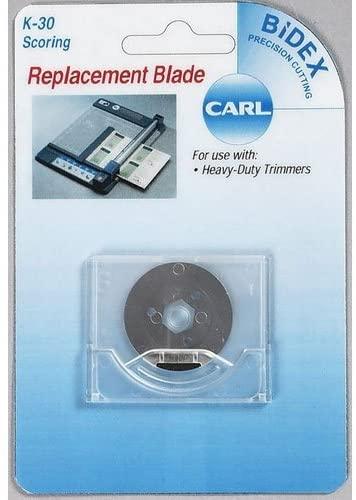 Carl K-30 Replacement Scoring Blade - 1 Pack