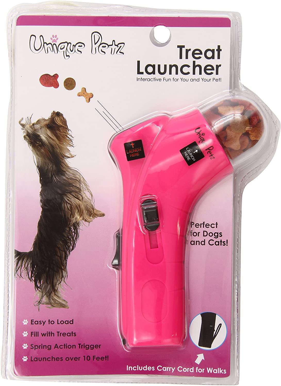 UNIQUE PETZ Pet Treat Launcher (See More Colors)