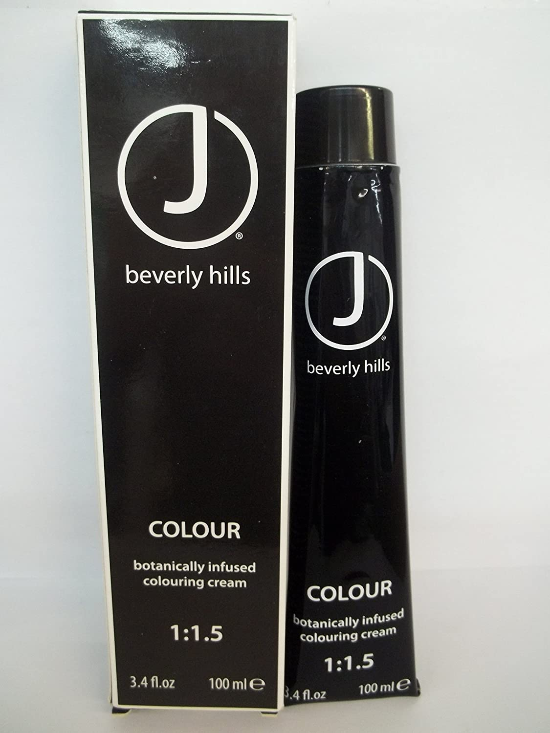 J Beverly Hills Colour Cosmetic Hair Colouring Cream 11.12 Smokey Silver Blonde