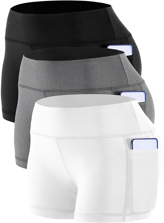 Cadmus Women's Workout Yoga Gym Shorts
