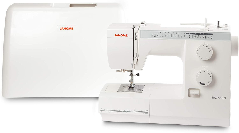 Janome Sewist 721 Sewing Machine with Bonus Bundle