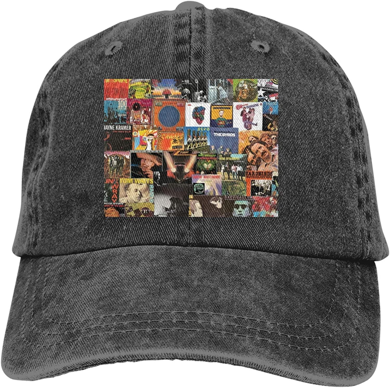 Violent Femmes Unisex Fashion Outdoor Baseball Cap Cowboy Cap Adjustable Sandwich Hat Casquette