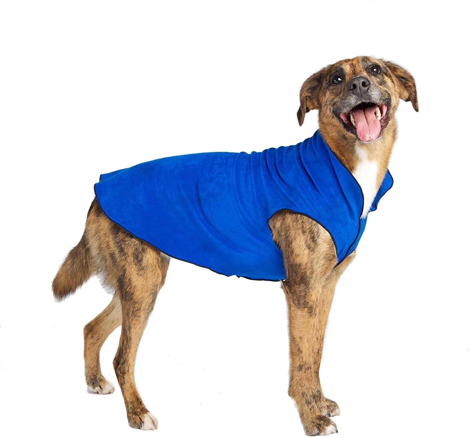 Gold Paw Series Gold Paw Fleece, Size 24, Blue