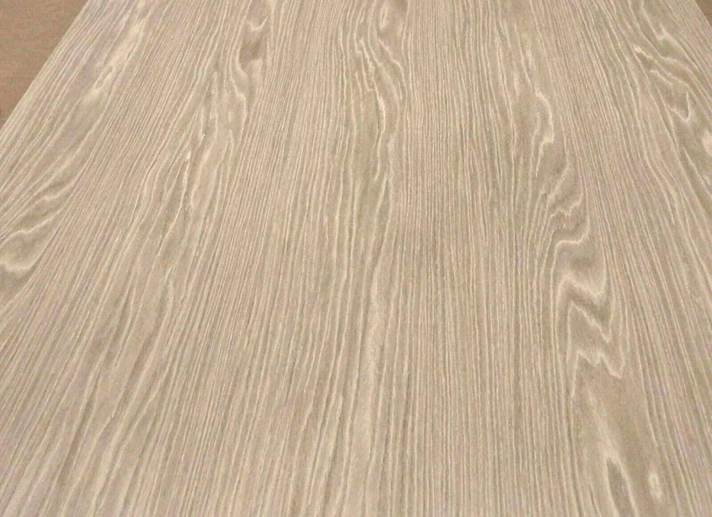 Oak Plank Silver Gray composite wood veneer sheet 24