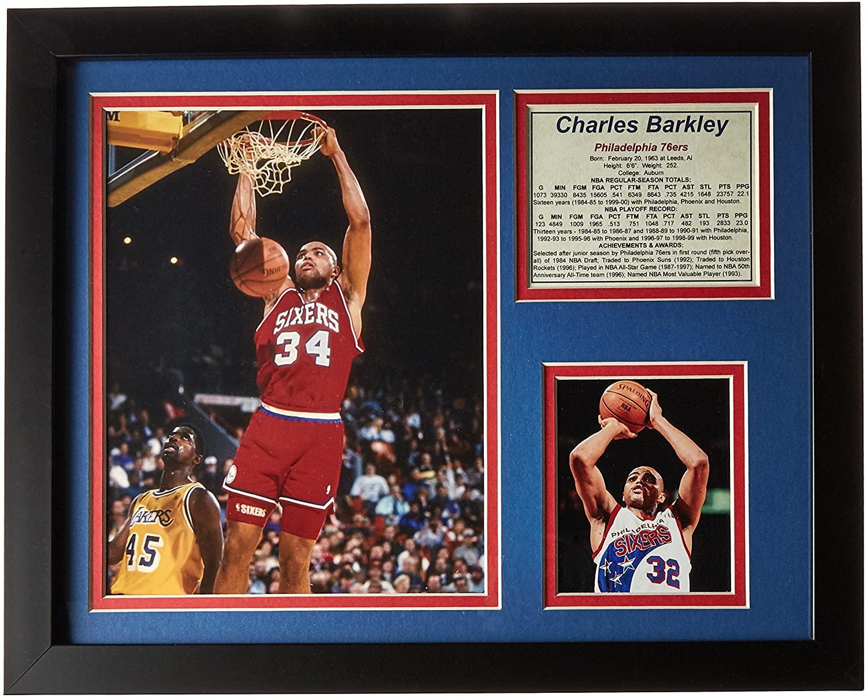 Charles Barkley - 76ers 11