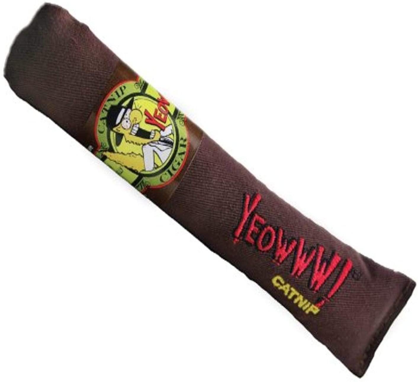 Yeowww! Cigar Catnip Toy, Singles