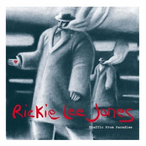 Traffic From Paradise by Jones, Rickie Lee (1993) Audio CD
