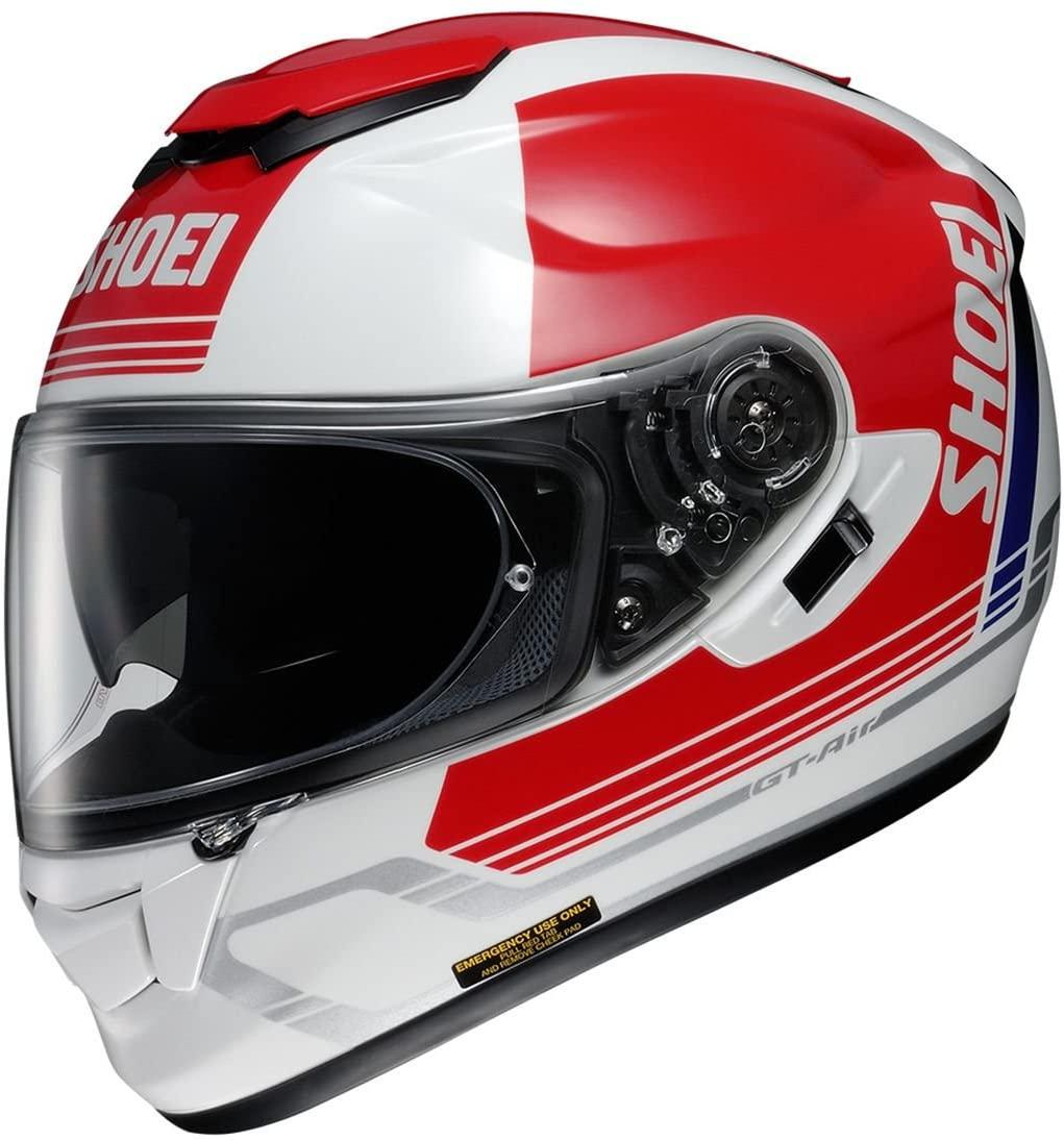 Shoei Pendulum GT-AIR Street Racing Motorcycle Helmet - TC-1 / X-Small