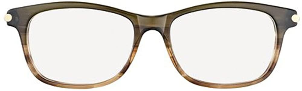 Tom Ford FT5237 Eyeglasses 098 Dark Green/Other
