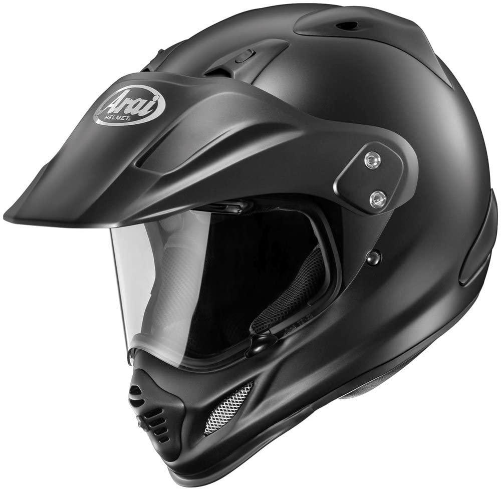 Arai XD4 Motorcycle Helmets - Frost Black - X-Small