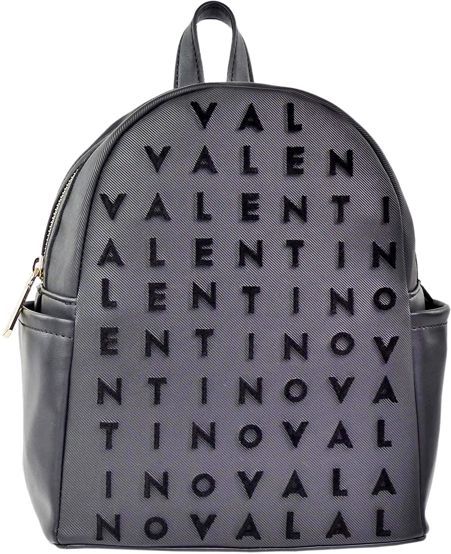 Valentino by Mario Valentino Concorde Ladies Backpack in Black