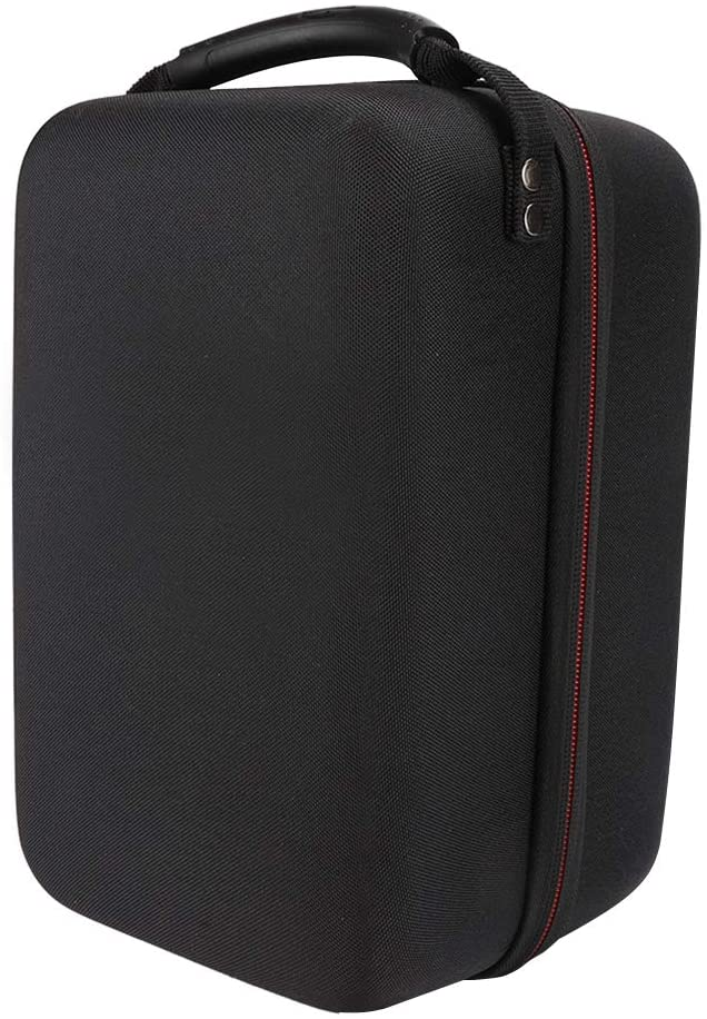 V BESTLIFE Black Speaker Shockproof Protective Bag for SONOS Play 1/SONOS One