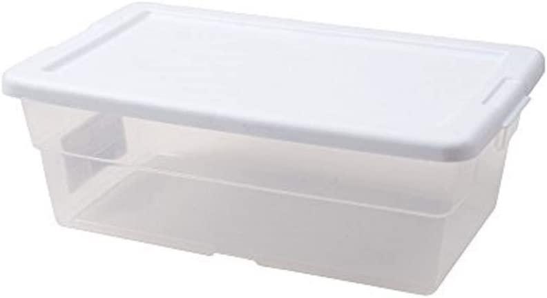 Westco 6 QT Storage Container
