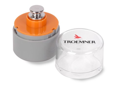 7518-F1 - Statement of Accuracy - OIML Class F1 Precision Weights, Troemner - Each