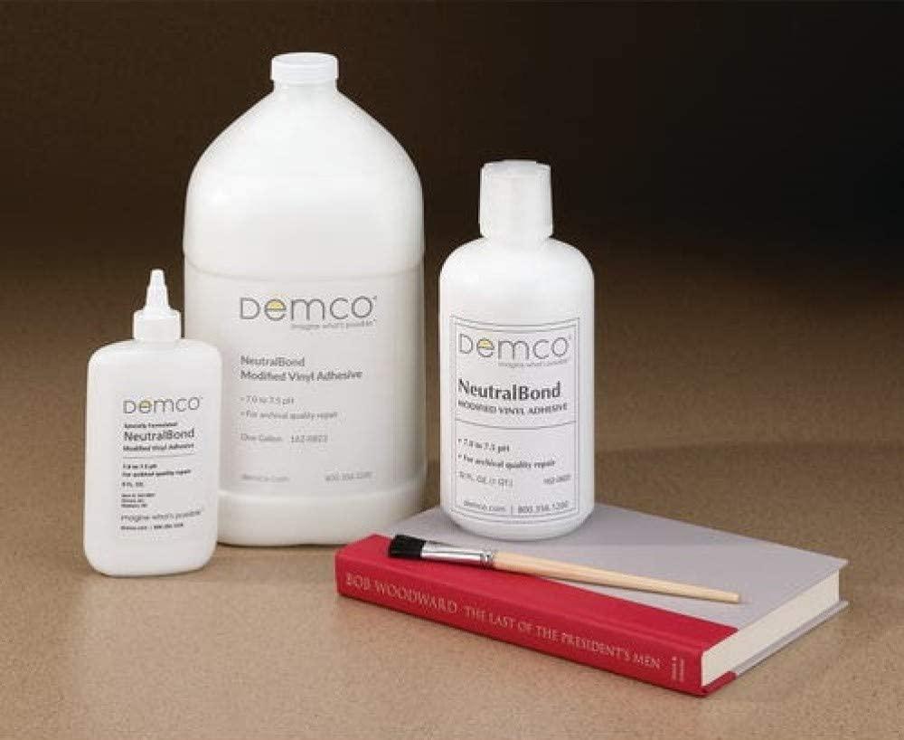 Demco NeutralBond Modified Vinyl Adhesive (1 Gallon)