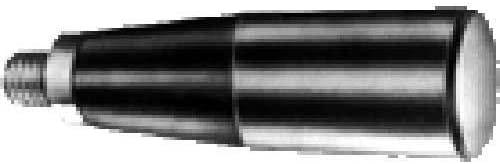 J.W. Winco MCG Phenolic Revolving Handle W/Threaded Spindle 28mm Diameter 92mm Length M12x1.75(Pack of 5)