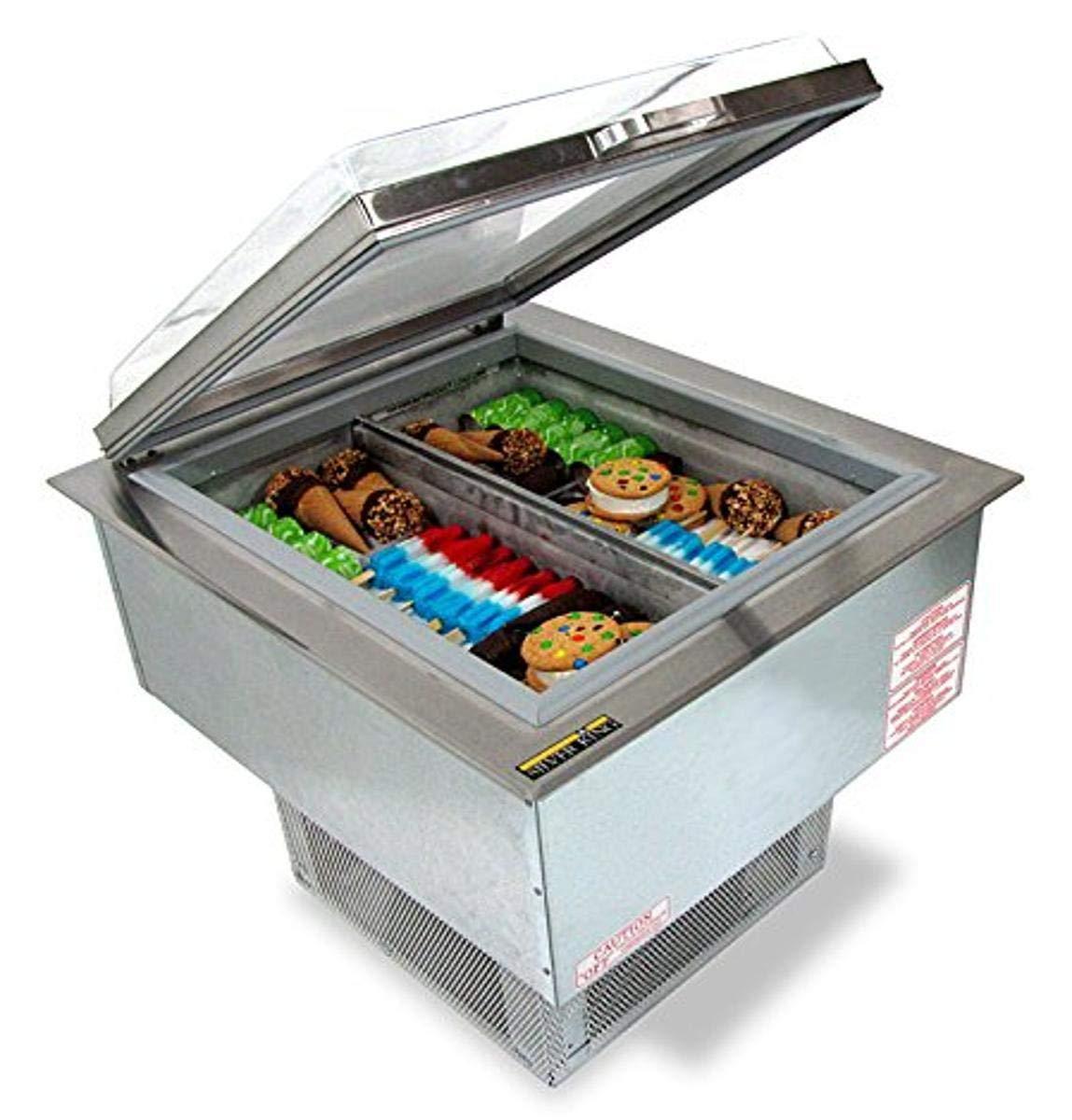 Silver King SKCTMDI/C1 Freezer, 23