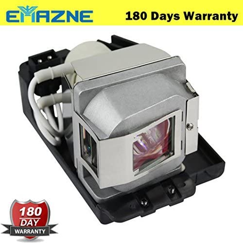 Emazne Projector Replacement Compatible Lamp with Housing for SP-LAMP-045 SP-LAMP-039 Work for INFOCUS DepthQ WXGA HD Ask Proxima A1200EP Ask Proxima A1300 InFocus IN2102 InFocus IN2102EP/IN2104
