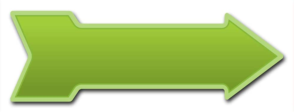 SignMission Decal Art Lime Green Decal Indoor/Outdoor Decor 24