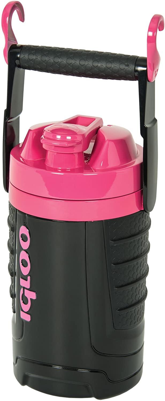 Igloo Proformance(Tm) 1 Quart, Black/Pink/Black, 32 oz/1 Quart