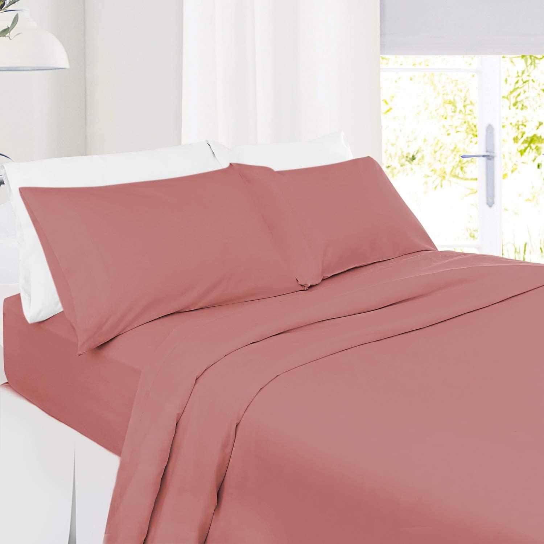 Setaluna Soft and Silky 4 Piece Bed Sheet Set – Easy Fit 12