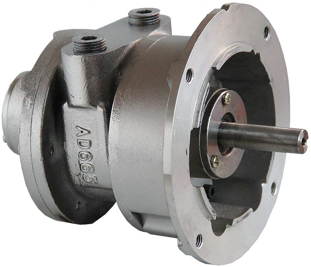4 Flange Mounted Air Motor with 5/8