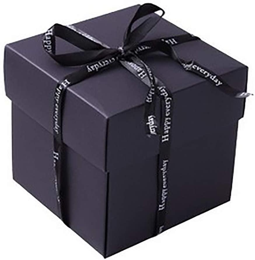 SQINAA Gift Box DIY Photo Album Scrapbook for Birthday Anniversary Wedding,Burst