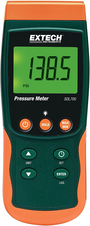 Extech SDL700 Pressure Meter SD Logger