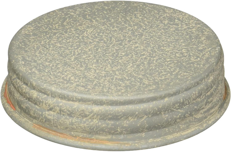 Colonial Tin Works Mason Jar Lid Coasters Set of 4 Kitchen Supplies, 3