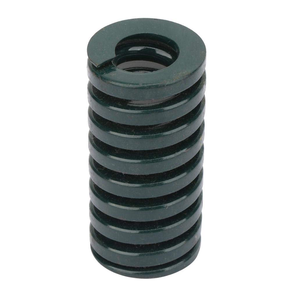 Compression Mould Die Spring OD 35mm Mechanical Compression Springs High Accuracy Steel Green Mold Coil Spring for Stamping Metal Dies(TH3580mm)